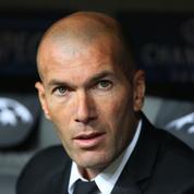 Zidane voit Marseille battre le PSG 3-0