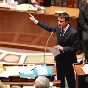 Valls tente de contrer la grogne du PS