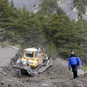 Crash de l'A320 : la route pour accèder au site est opérationnelle