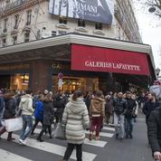 Les Galeries Lafayette vont fermer deux magasins