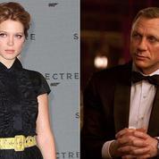 Spectre : Léa Seydoux révèle qu'elle sera une «gentille» James Bond Girl