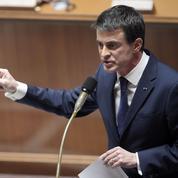 Manuel Valls: «C'est à nous de porter le talisman de l'unité»