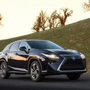 Lexus RX, le SUV de luxe sous un autre angle