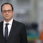 La fausse bourde de François Hollande sur le reclassement des ex-Ecomouv'