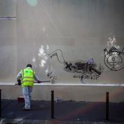 Tags: l'équivalent de 45 terrains de foot nettoyé à Paris