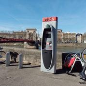 À Lyon, les vélos en libre-service victimes de casse