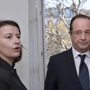 Hollande s'en prend à Duflot, Mélenchon et les frondeurs, «le club du 21 avril»