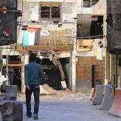 L'offensive de Daech stoppée aux portes de Damas