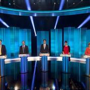 Les leaders politiques britanniques face aux trouble-fêtes des petits partis
