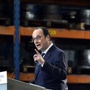 Hollande veut relancer l'investissement et envoie des signes à Aubry