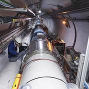 L'accélérateur de particules européen LHC redémarre