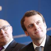 Emmanuel Macron tente de promouvoir l'usine du futur