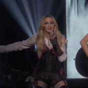 Madonna dénonce l'hypocrisie des réseaux sociaux vis-à-vis de la nudité