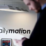 Dailymotion, star très politique du Web français