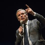 Nicolas Dupont-Aignan ne participera pas à la primaire UMP