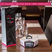 Le «doggy bag» à la française arrive dans nos restaurants