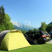 Les vacances au camping cartonnent toujours en France