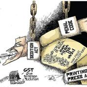 9 Tweets pourraient condamner le dessinateur Zunar à 43 ans de prison