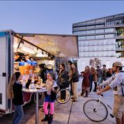 Paris accueille les food trucks
