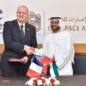 La France va aider les Émirats à aller sur Mars