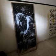Banksy bradé à Gaza : la police confisque l'œuvre