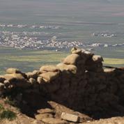 En Irak, les pechmergas face à Mossoul