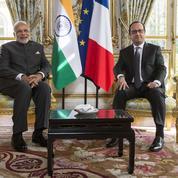 L'Inde passe une commande surprise de 36 Rafale à la France