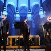 En concert à Marseille, Les Prêtres font vibrer les retraités