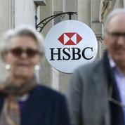 Soupçons de fraude fiscale: HSBC mise en examen en France