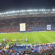 Le Stade de France bat un record du monde de décibels