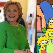 Lettre de Marge Simpson à Hillary Clinton
