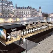 Le cinéma se met en Seine