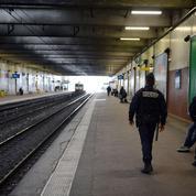 Onze suspects en garde à vue après des vols dans le RER C et D
