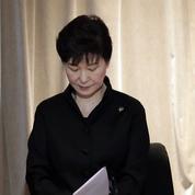 Un scandale fragilise la présidente de Corée du Sud