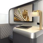 Zodiac lance un nouveau siège d'avion sur un marché porteur