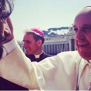 Le Pape François bénit le Jésus du nouveau Ben Hur
