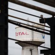 Total: la grève se poursuit à La Mède