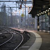 Un jeune homme en fauteuil roulant happé par un train dans une gare de l'Aisne