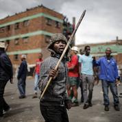 Johannesburg : la police déploie des renforts face aux violences xénophobes