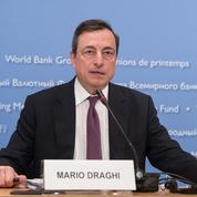 Mario Draghi fait monter encore la pression sur la Grèce