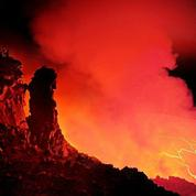 Le tour du monde des volcans