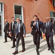 Sarkozy lance les régionales depuis Nice
