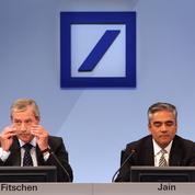 Manipulation des taux : la Deutsche Bank écope d'une lourde amende