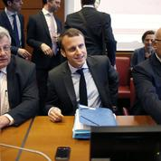 Déficit: le gouvernement et sa majorité unis contre Bruxelles