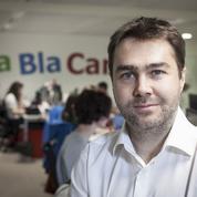 Frédéric Mazzella, le «BlaBlaMan»