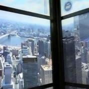New York: remontée dans le temps dans l'ascenseur du One World Trade Center