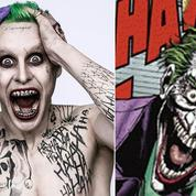 Tatoué et dingue, la première image de Jared Leto en Joker