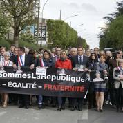 Près d'un millier de personnes marchent à Villejuif en mémoire d'Aurélie Châtelain