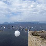 Dernier hommage rendu à Florence Arthaud au large de Cannes