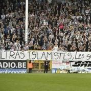 La nouvelle banderole qui scandalise la Belgique